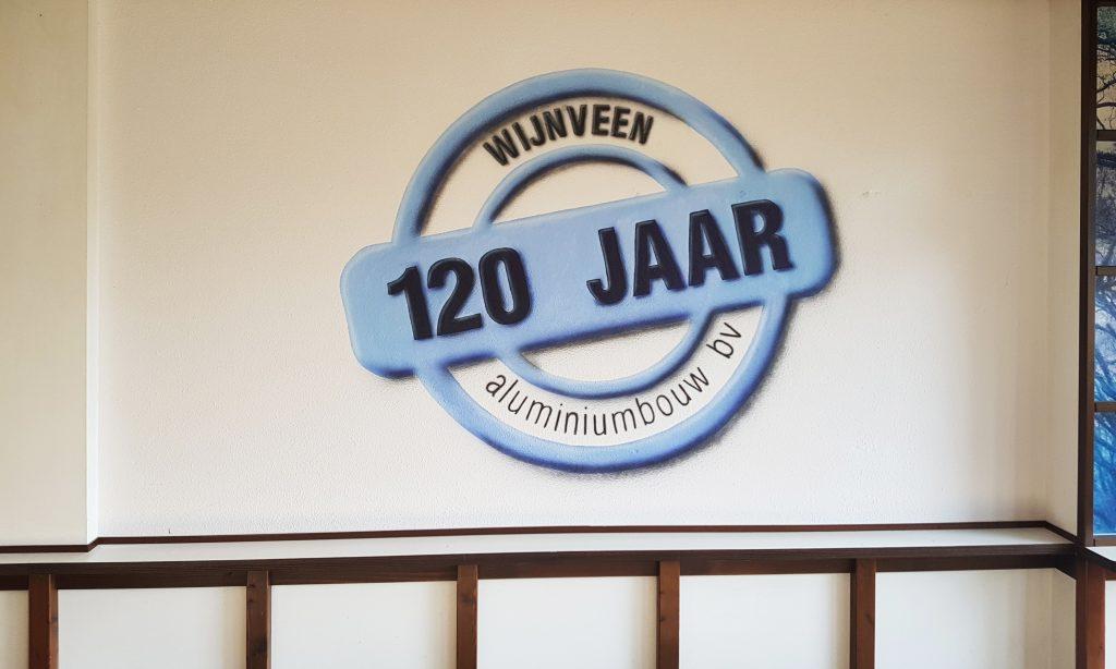 Wijnveen logo 120-jubileum