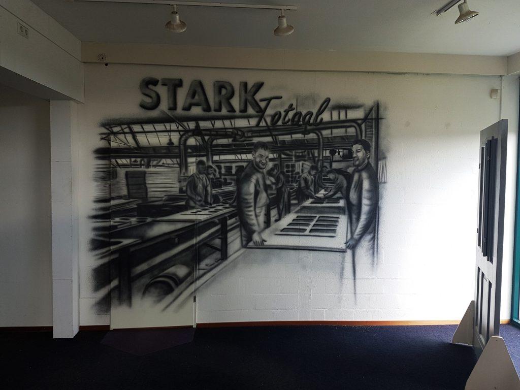 Muur- en deurschildering Stark Totaal
